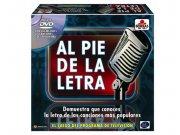 Juego alPie de la Letra de Antena 3