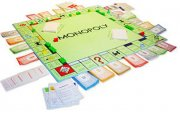 Monopoly el juego de mesa mas famoso.
