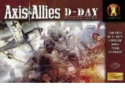 Axis & Allies D-Day en Inglés